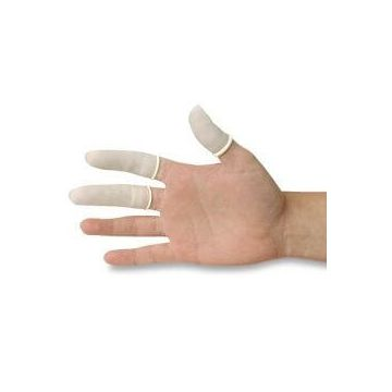 Set of 10 anti static finger cots