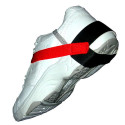 Anti-static heel strap