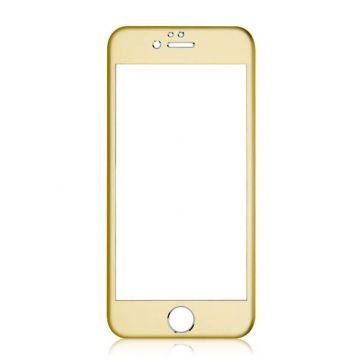 Coloured tempered glass screen protector iPhone 6 Plus