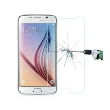 Tempered glass screenprotector Samsung Galaxy S6