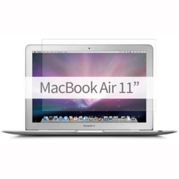 "Screen protector MacBook Air 11"" transparant helder"