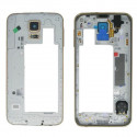 Original Frame gold border Samsung Galaxy S5 SM-G900F