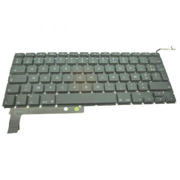 "Protection clavier Azerty MacBook 13"" 15"" 17"" unibody"