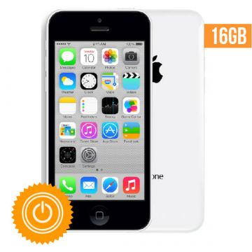 iPhone 5C - 16 Go Blanc reconditionné (Grade B)
