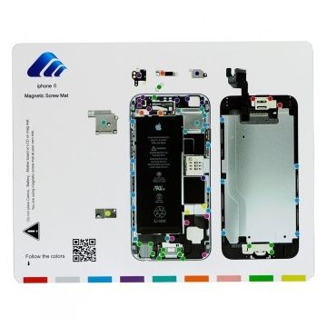 magnetic Screw Hole Distribution Board iPhone 6