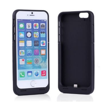 Battery case with external charger for iPhone 8 Pus / iPhone 7 Plus / iPhone 6S Plus / iPhone 6 Plus