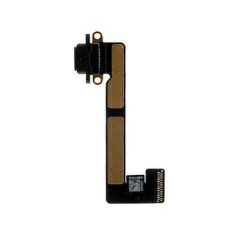 iPad mini 3 dock connector zwart - ipad mini reparatie