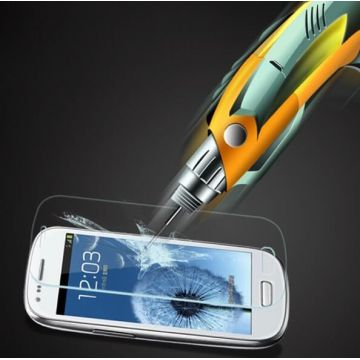 Tempered glass screenprotector Samsung Galaxy S3 Mini - samsung accessoires