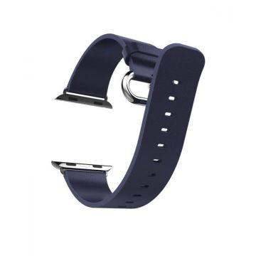 Hoco Pago Style leather bracelet Apple Watch 38mm with adapters