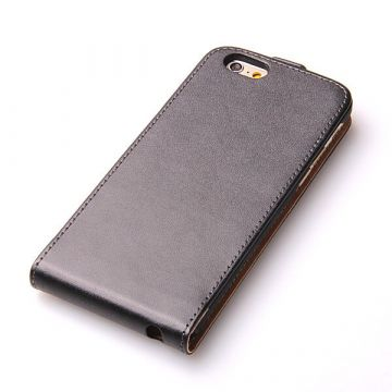 Leather look iPhone 6 Plus Flip Case