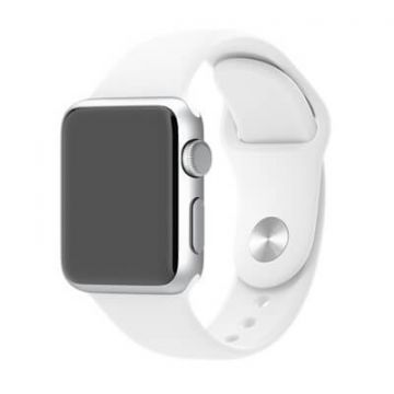 Bracelet Apple Watch 38mm Blanc