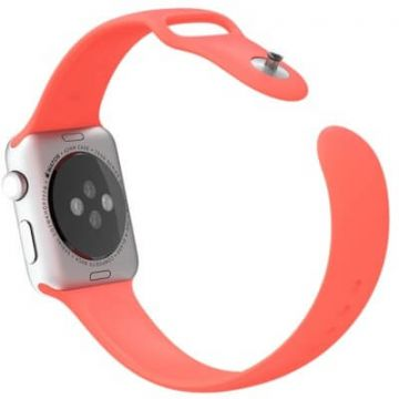 Red Apple Watch 38mm Strap