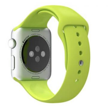 Green Apple Watch 42mm Strap