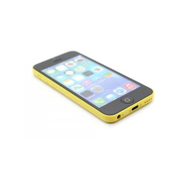 iPhone 5C dummy geel