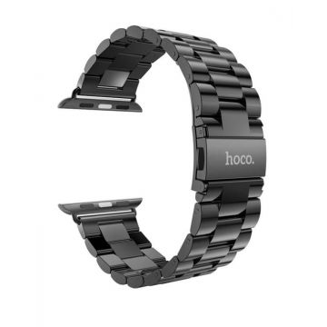 Hoco Grey Stainless Steel Apple Watch 40mm & 38mm bracelet