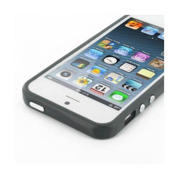TPU Bumper Black for iPhone 5C