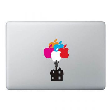 Sticker MacBook Up Couleur