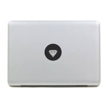 Sticker MacBook Diamant