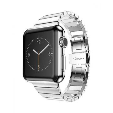 Hoco schakelarmband Apple Watch 42mm bandje met adapters