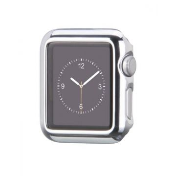 Hoco zilver case Apple Watch 38mm