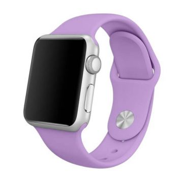 Bracelet Apple Watch 42mm Lavande S/M et M/L