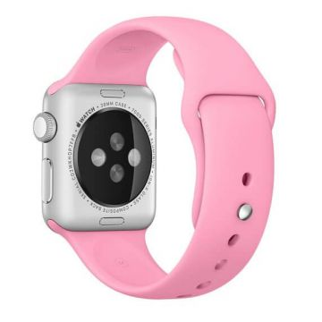 Light Pink Apple Watch 42mm Strap S/M M/L