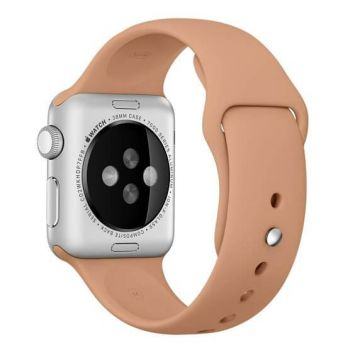 Walnut Apple Watch 40mm & 38mm Strap S/M M/L
