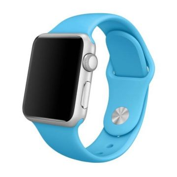 Blue Apple Watch 38mm Strap S/M M/L