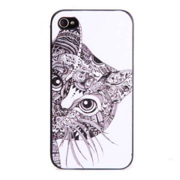 Cat Hardcase for iPhone 4 4S