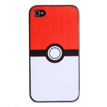 Pokeball Hardcase for iPhone 4 4S