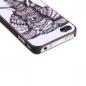 Hardcase Black Elephant for iPhone 4 4S