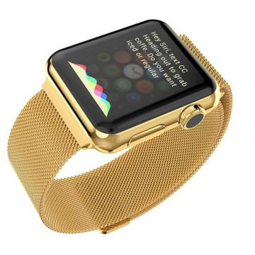 Bracelet Or Milanais Hoco Apple Watch 42mm