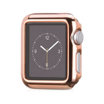 Hoco roze gouden case Apple Watch 38mm