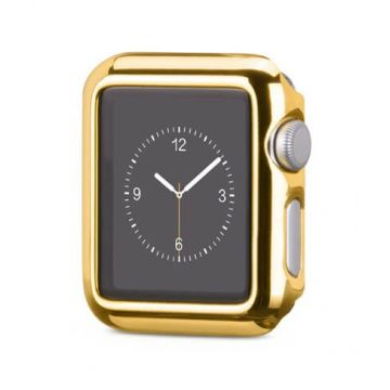 Hoco gouden case Apple Watch 42mm