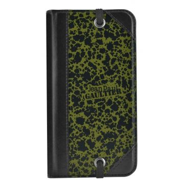 Coque Jean-Paul Gaultier 2 en 1 iPhone 6/6S Kaki