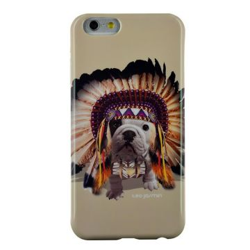 Coque Teo Jasmin Apache iPhone 5/5S