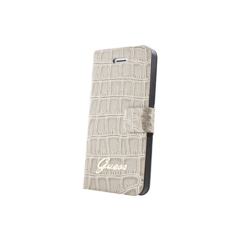 Etui Guess Croco Beige iPhone 6 Plus/6S Plus