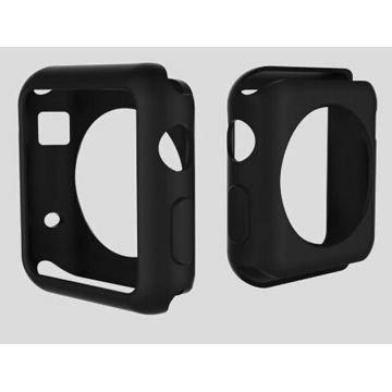 Siliconen gekleurde cover Apple Watch 38mm