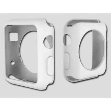 Siliconen gekleurde cover Apple Watch 42mm