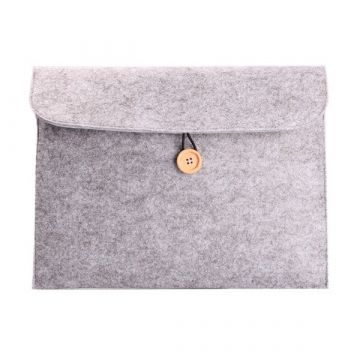 Felt cover sleeve for MacBook 15''