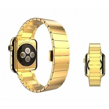 Bracelet à Maillons Or Hoco Apple Watch 42 mm
