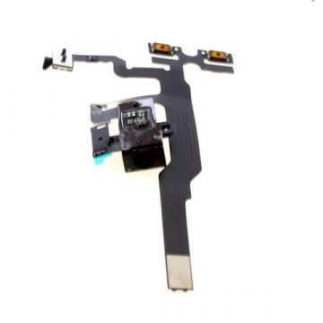 Flex Jack Audio & Volume iPhone 4S Black