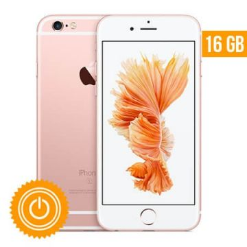 iPhone 6S - 16 Go rose gold erneut