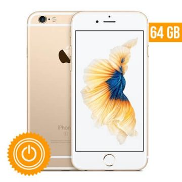 iPhone 6S - 64 Go Gold erneut