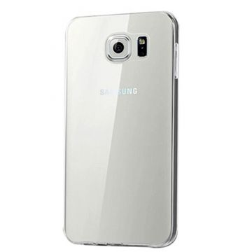 Transparant TPU hoesje Galaxy S6 Edge Plus