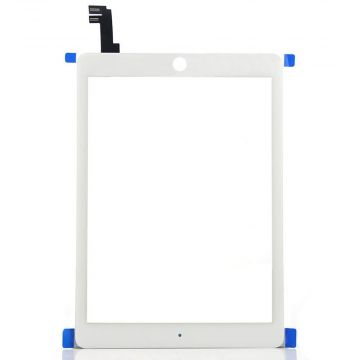 iPad Air 2 scherm wit - touchscreen monitor (zonder reparatie set)