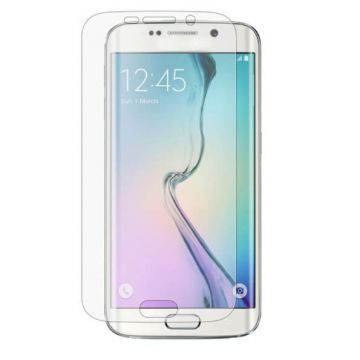 Gebogen tempered glass screen protector Samsung Galaxy S6 Edge Plus