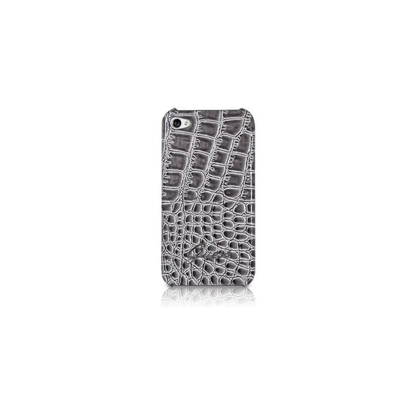 Guess Grey Croco Case iPhone 4/4S