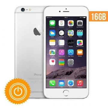 iPhone 6 - 16 Go Silver refurbished - Grade A