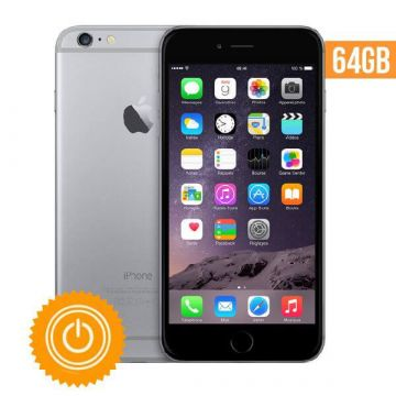 iPhone 6 - 64 Go Space gray refurbished - Grade A